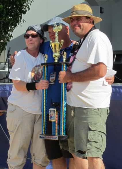 Brentwood Blues Brews & BBQ Grand Champions - Too Ashamed to Name BBQ