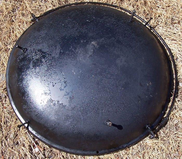 Masonry Mortar Pan : Too ashamed to name competition bbq ultimate water pan